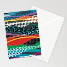 Wave Blaze Stationery Cards