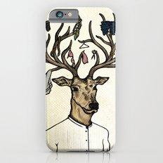 Evicted deer iPhone 6s Slim Case