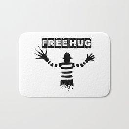 freddy hugs Bath Mat