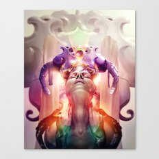The Wicked Queen Canvas Print
