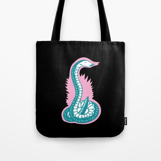 Snake 1 Tote Bag