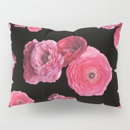Ranunculus flowers Pillow Sham