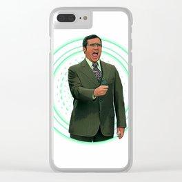 Brick Clear iPhone Case