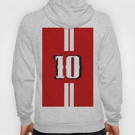 Ten jersey number Hoody