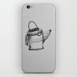 Watering Can iPhone Skin