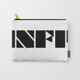 Type Type for INFP Carry-All Pouch