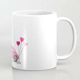 Valentine Love Bug Coffee Mug