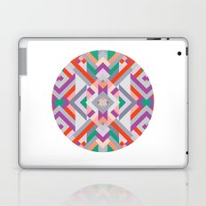 Geometric Circle Laptop & iPad Skin