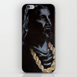 My Jesus Chain iPhone Skin