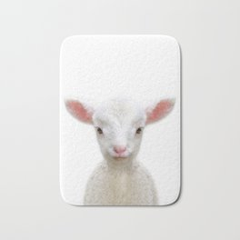 Baby Sheep Bath Mat