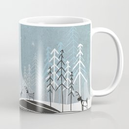 Sami Night Coffee Mug
