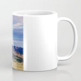 Boulder Colorado Flatirons Coffee Mug