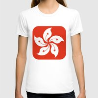 hong kong T-shirts featuring Hong Kong  by mailboxdisco