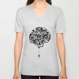 Animal Collective Unisex V-Neck