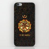 shiva iPhone & iPod Skins featuring Shiva  by Khana's Web
