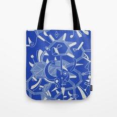 - oceanic warning - Tote Bag