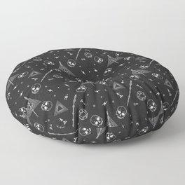 Deathly Hallows Floor Pillow