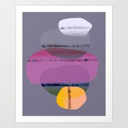 Balancing 2 Art Print