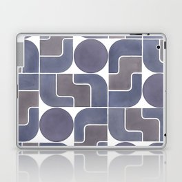MONTE ALBÁN MOD (ECLIPSE), pattern by Frank-Joseph Laptop & iPad Skin