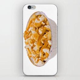 Poutine iPhone Skin