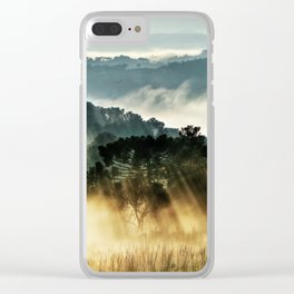 Morninglow Clear iPhone Case