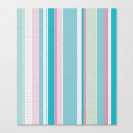 Earn Your Stripes Canvas Print