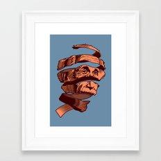 E=M.C. Escher Framed Art Print