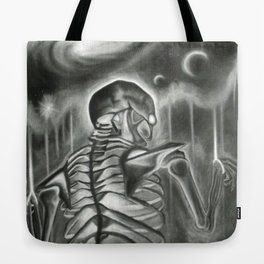 Open Space of Mind Tote Bag