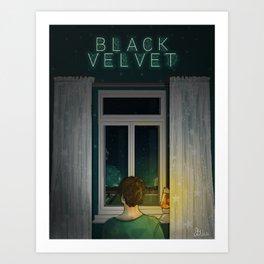 Oliver's Window Art Print
