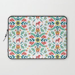 Swedish Folklore Laptop Sleeve
