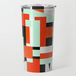 Poligonal 81 Travel Mug