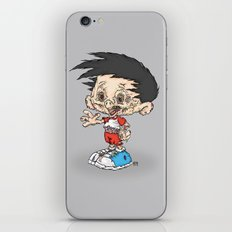 Zomby's World  iPhone & iPod Skin