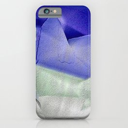 Iceberg Surreal Fracture iPhone Case