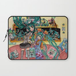 Hatsune Miku Laptop Sleeve