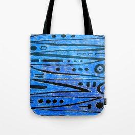 Paul Klee Heroic Strokes Tote Bag