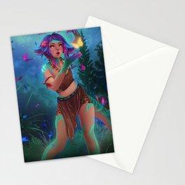 Neeko fanart by Neavis Stationery Cards