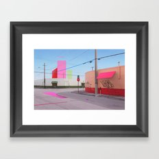 Constructed S2 Framed Art Print
