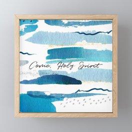 Come, Holy Spirit Framed Mini Art Print