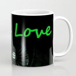 Toxic Love - Sugar Skull Coffee Mug