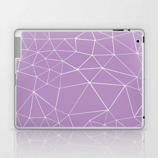 Segment Zoom Orchid Laptop & iPad Skin