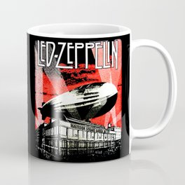 Red Zeppelin Coffee Mug