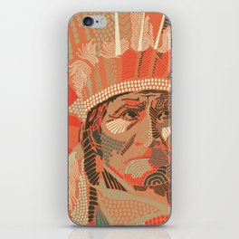 Geronimo iPhone Skin