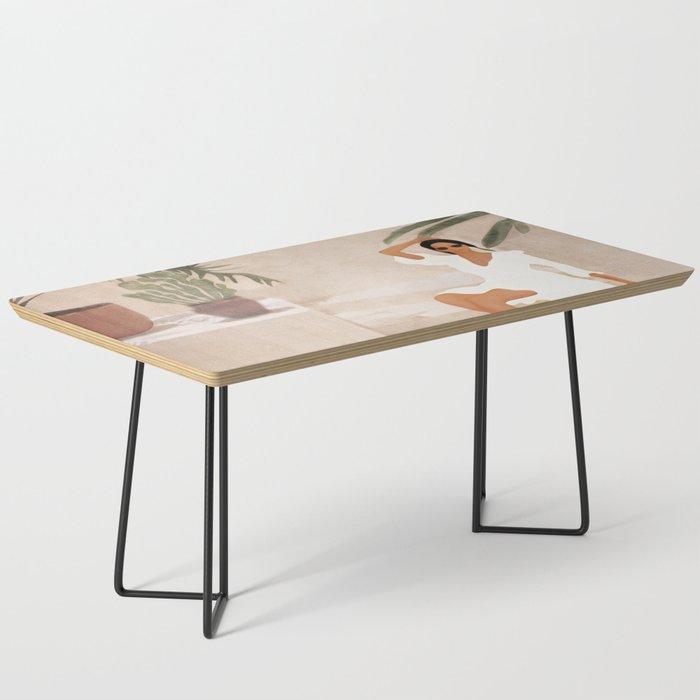 Graceful Resting II Coffee Table
