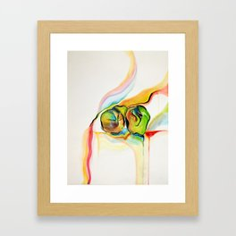 """All good things which exist are the fruits of originality"" - John Stuart Mill Framed Art Print"