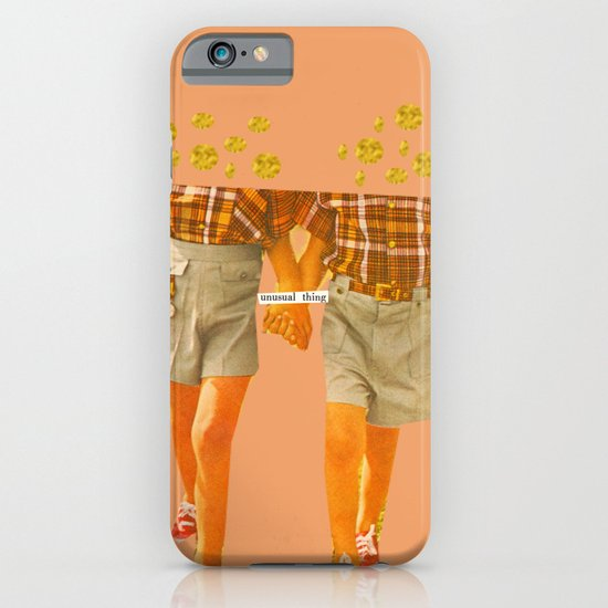 Unusual Thing iPhone & iPod Case