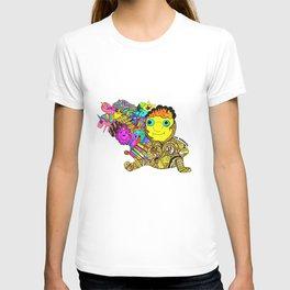 """Lemon Hope""Original MULTI COLOR. AdventureTime fan art. T-shirt"