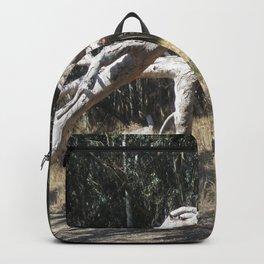 Fallen Red Gum Backpack