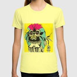 Monkey red stone T-shirt