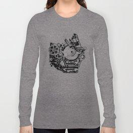 Busted Suzuki Long Sleeve T-shirt