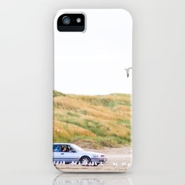 Feeding the Seagulls iPhone Case